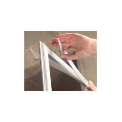 Cadre Clippant et contre-cadre pour vitre # PE6911