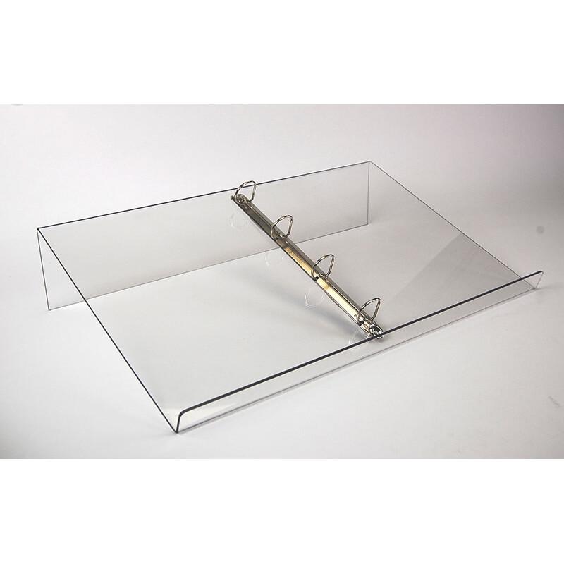 pupitre incliné de table à poser avec anneaux classeur # PB0691