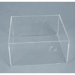 Boîtes transparente en plexiglas