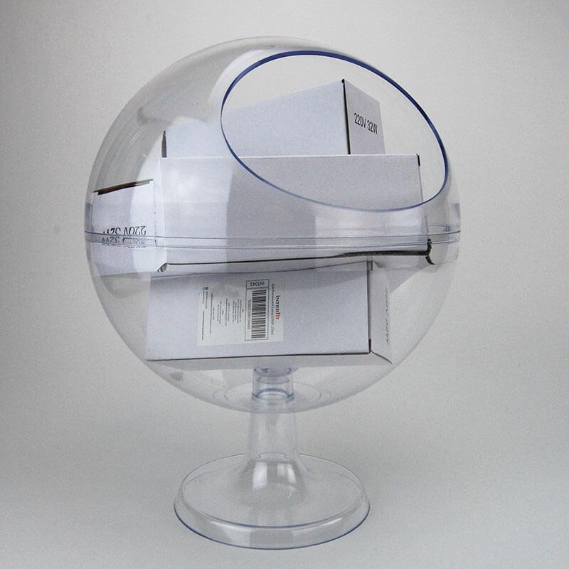 boule transparente # MB0558