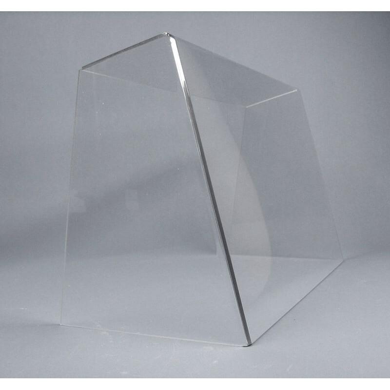 vitrine trapèze # MB0178