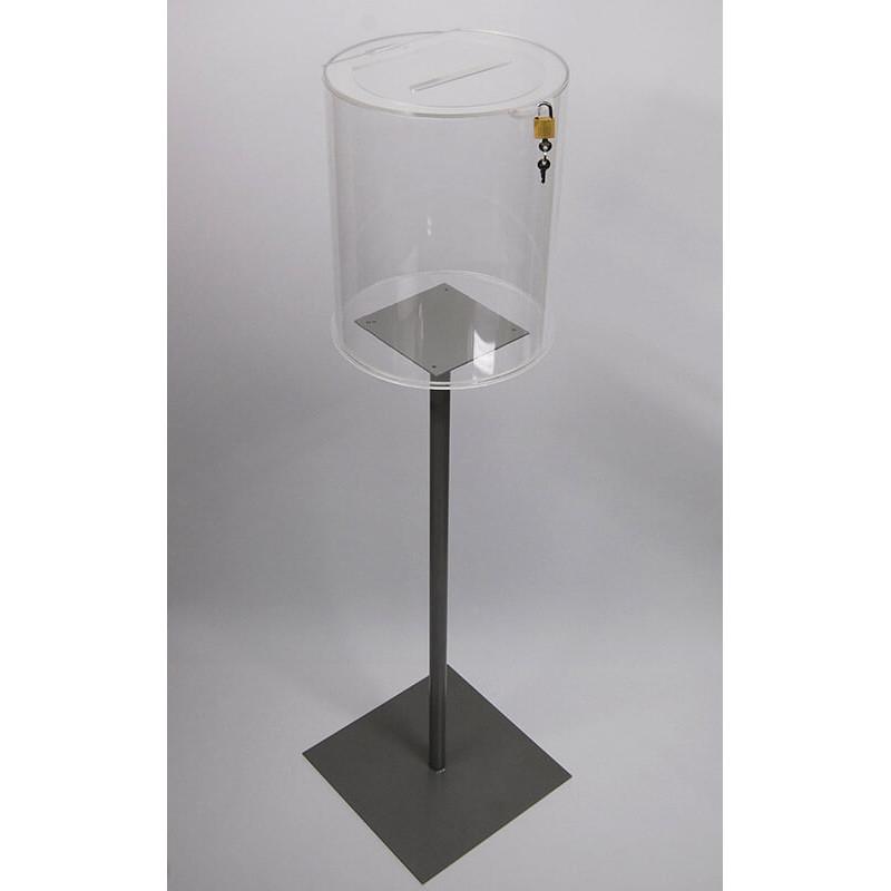 urne ronde sur pied # PB0272