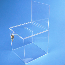 Urne transparente # PB0245