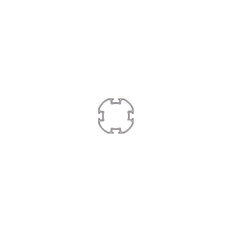 schema mat alu rond blanc # MU1111