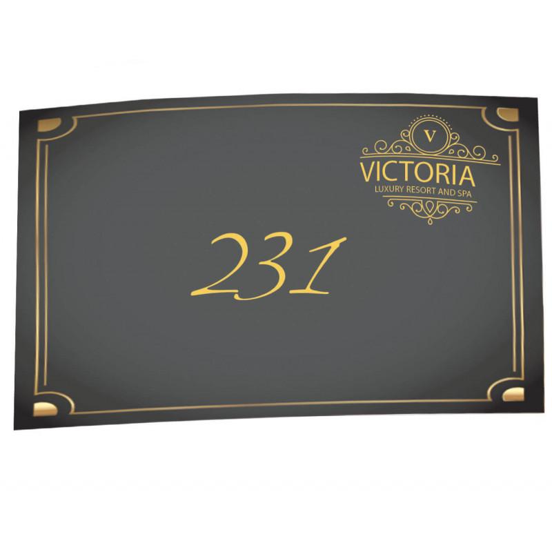 plaque-porte-murale-signaletique # DP2811