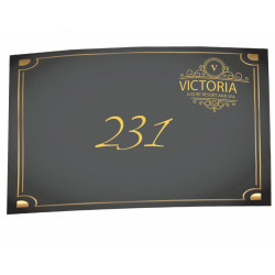 plaque-porte-murale-signaletique # DP2811