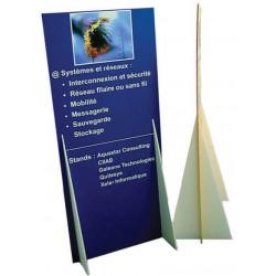 PLV- totem pour exposition et stand # DP5031
