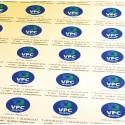 sticker autocollant adhésif sur vinyle # EV0011