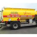 publicité adhésive sur camion # PI0051