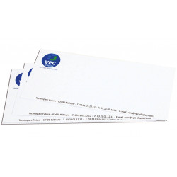 carte de liaison imprimée # OF0031