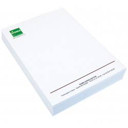 papier à en-tête imprimé offset # OF0051