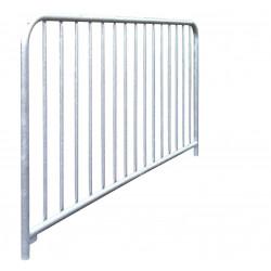 Barrrière de ville à barreaux # MU2221