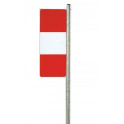 panneau limite d'obstacle pour chantier # PR0571