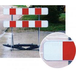 barriere de chantier sur voirie type K2 # PR0511