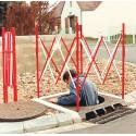 barrière de regard pour chantier TP # MU2273