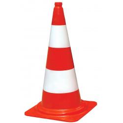cône de sécurité pour travaux et chantier # AC7011