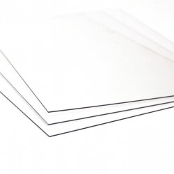 film ou plaque de Polycarbonate transparent # MP2011
