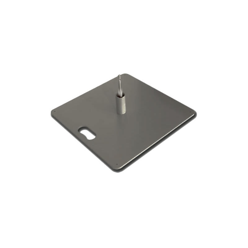 pied platine carrée MU6913 # MU6913