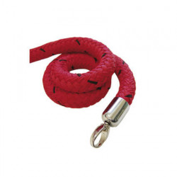 CORDE ROUGE CHROME # MB0571