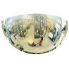 Miroir de sécurité 1/4 de sphère