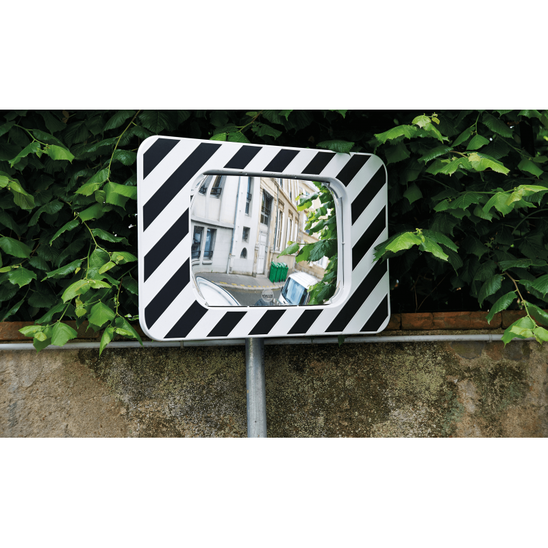miroir routier rectangulaire # MI0011