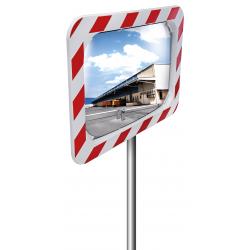 miroir de securité rectangulaire industrie # MI0061