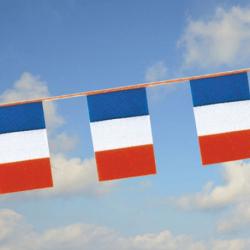 guirlande fanions français # PV1115
