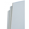 Carton microcannelure blanc 500gr