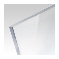 plaque plexiglass transparent # MP0711
