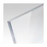 Plaques plexiglas sur mesure Transparent