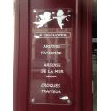 plaque-plexi-personnalisée # DP0334