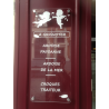 Panneau Plexi transparent personnalisé