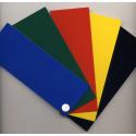 plaque de PVC massif couleur # MP3051