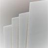 Plaque de Polypropylène blanc 600gr/m2 1200x1600mm