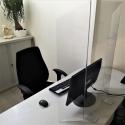 Hygiaphone de bureau et comptoir en PET