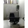 Hygiaphone de bureau et comptoir avec perforations audio double en PET