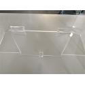 Hygiaphone plexi de protection avce trappe ouvrable