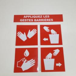 kit borne désinfection pour corona virus