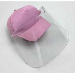 protection covid 19 masque casquette
