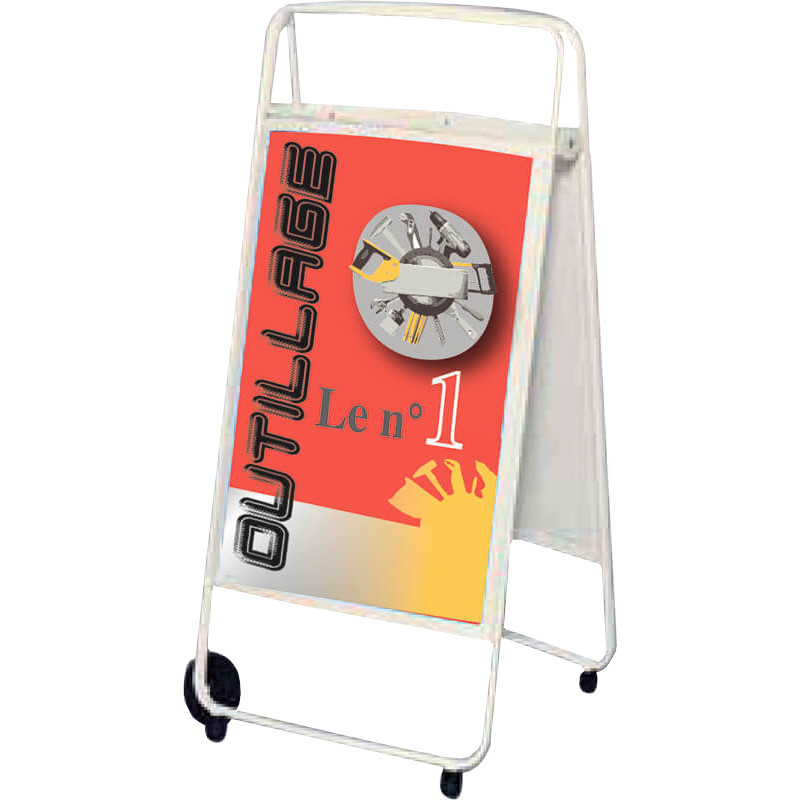 stop trottoir pliable #MU0111