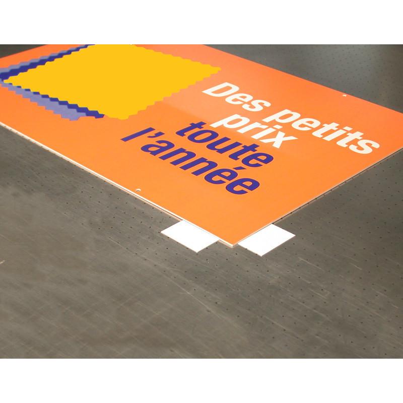 impression panneau publicitaire PVC #PI0551
