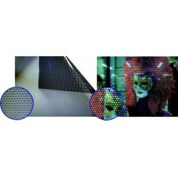 impression numérique adhésif micro perforé # PI0061