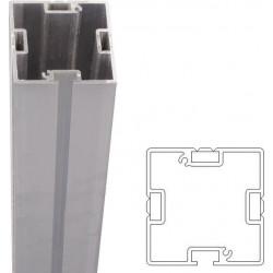 Bi mats  Mât carré 50x50mm 1 à 4 départs # MU1141