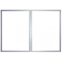 vitrine 2 portes battantes # VT0141