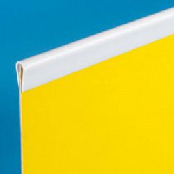 Profilé PVC pinçant
