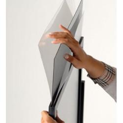 chevalet porte affiche vertical # MU0550
