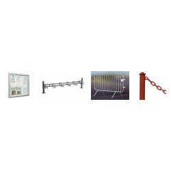 Mobilier urbain - Découvrez notre gamme de mobilier urbain