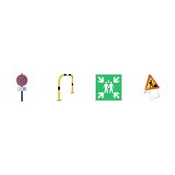 Signalétique et panneaux de sécurité ,panneaux produits dangereux,balisage des issus de secours