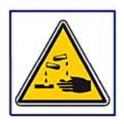 Signalétique de sécurité- avertissement/indication