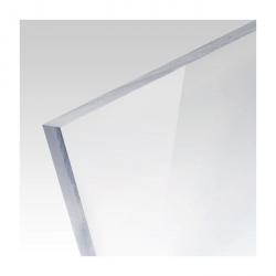 Plaque de plexiglas transparente sur mesure – SIGMA SIGNALETIQUE